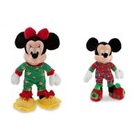 China Custom Disney Plush Toys Mickey Mouse With Sleepwear Stuffed 40cm wholesale