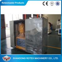 China Biomass Flat Die Home made Saw Dust Pellet Making Machine 500-600 KG / H wholesale