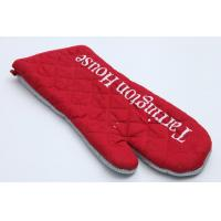 China High Durability Heat Resistant Oven Mitts Water Proof Heat Transfer Printing wholesale