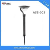 Buy cheap Stainless Steel Lawn Lights LED Solar Led Garden Bollard Stick Lights Solar from wholesalers