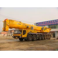 China Small Hydraulic 20t Truck Mounted Crane Good Road Adaptability Excellent Lifting Performance wholesale