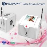 China Spider vein removal machine nubway / high frequency laser spider veins / spider vein remov on sale