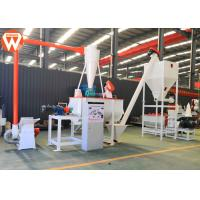 Buy cheap 1000kg/H Capacity Mini Poultry Feed Processing Plant 0.75KW Cooler Machine from wholesalers