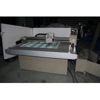 China CNC Repeating Precision Sample Cutting Machine For Corrugated Board Box wholesale