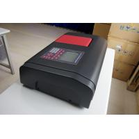 China Oil acid value Double Beam UV Vis Spectrophotometer For Texting Permanganate index on sale