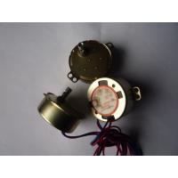 China Gear Box Design 2rpm / 2.4rpm Speed 50 / 60HZ 6W Synchronous Gear Motor With Low Noise wholesale