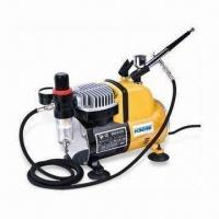 Buy cheap Airbrush Compressor, with Air Pressure Gauge, Air Filter and Adjustable Pressure from wholesalers