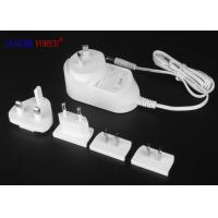 China 24W Interchangeable Power Adapters 100 - 240V AC Input  High Speed Charging wholesale
