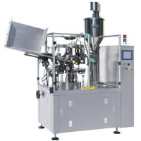 China Intelligent Automatic Tube Filling And Sealing Machine For Soft Plastic Tube wholesale