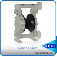 China Air Operated Double Air Driven Diaphragm Pump Corrosion Resistant wholesale