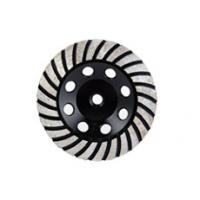 China Diamond Turbo Row Cup Wheel for grinding stone and concrete wholesale