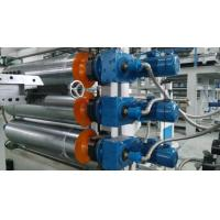 PE / PVDF Aluminum Plastic Composite Panel Production Line 42000X3600X2000 MM 220w
