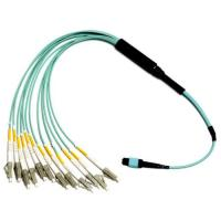 Buy cheap LSZH Sheath Material Fiber Optic Patch Cord Low Insertion Loss For Testing from wholesalers