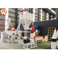 Buy cheap Feed Hammer Mill Animal Feed Processing Equipment 22KW Customized Voltage from wholesalers