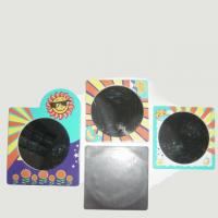 China Novelty products for import paper made decorative fridge magnet sheet wholesale