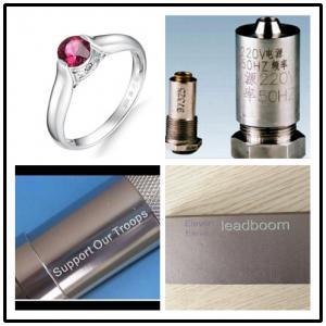 Quality 10w 20w 30w 50w laser machine laser marking machine price for metal for sale