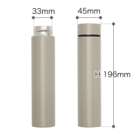 China 7 Ounce 45mmx196mm Stainless Steel 200ml Thermos Flask wholesale