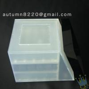 China BO (28) acrylic lock box wholesale