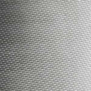 China White color satin woven fiberglass fabric for composite material wholesale