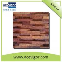 China Wall decoration mosaic tiles with uneven surface wholesale