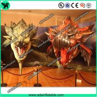 China Stage Decoration,Inflatable Dragon Head, Event Stage Decoration wholesale