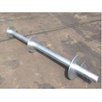 Quality Hot Dip Galvanized Helical Pier Systems For Underpinning Foundation for sale