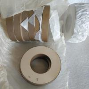 China Ring Shape Piezoceramic Materials P4 Or P8 For Ultrasonic Sensor Using wholesale