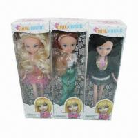 China 9-inch Doll with Hard Body wholesale