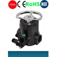 China Manual Softener Control Valve Runxin Control Valve For Water Softener F64A on sale