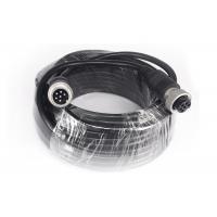 Quality OEM Waterproof Eletrical Extension Video 6 Pin Cable for Car Reserving Camera for sale