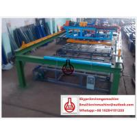 China Lightweight Structural Fiber Cement Sheet Rolling Machine , Automatic Cold Roll Form Machine wholesale
