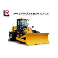 China 15.5 Ton 4WD Wheel Bulldozer with 220HP/160kw Cummins Engine wholesale