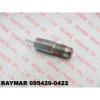 Buy cheap DENSO Genuine common rail fuel rail pressure limiter 095420-0422, 095420-0670 from wholesalers