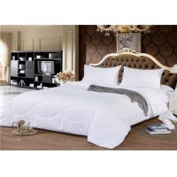 China White 80S 400T 300GSM Hotel Bedding Duvet King Size With 100% Duck Down wholesale
