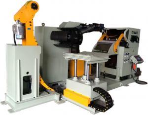 China Decoiler Coil Straightening Machine on sale