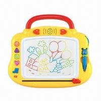 China Colored Drawing Boards with Music wholesale