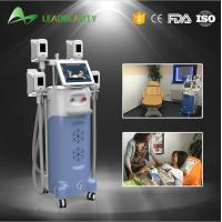 4 handles fat freezing Cryolipolysis cold body sculpting machine