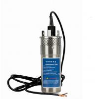 China Stainless Steel Dc Submersible Pump , High Pressure Water Pump Corrosion Proof Housing wholesale