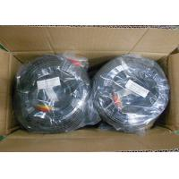 China Siamese Coaxial CCTV Video Cable 100 Ft Power with BNC and DC Plug wholesale