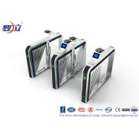 China CE Approved Luxury Speed Gate Access Control System For Office Building wholesale