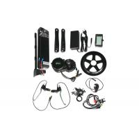 Buy cheap 8FUN Bottom Bracket Motor Electric Bike Conversion Kit with Lithium Battery from wholesalers