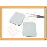 China Moisture Resistant Ecg Ekg Electrodes Tens Electrode Changke Focus On Medica Accessories 4 X 6 Cm wholesale