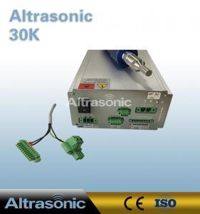 Buy cheap Automobile 35Khz Ultrasonic Spot Welding Machine Multi - Station 300W - 1000W from wholesalers