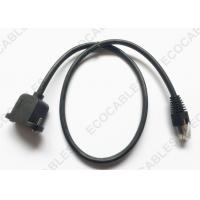 China RJ45 Network Signal Cable, PVC Male To Female Extension Cable For Floor Care Machines wholesale
