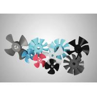 Quality Injection Molding Part POM M90 Plastic Fan Blades Used in Motor / Pump for sale