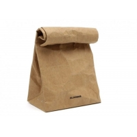 China Folded paper bag - customized by material, color, size, load weight, printing wholesale