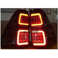 China PMMA + ABS + Aluminum Ford Ranger Led Tail Lights T6 T7 2012  -  2016 / GZDL4WD 4x4 Car Accessories wholesale