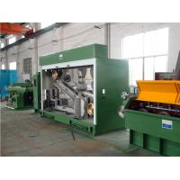 Safety High Speed Wire Drawing Machine , Copper Medium Wire Drawing Machine