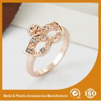 China Silver Plated Metal Fashion Jewelry Rings For Women Finger Rings wholesale