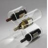 Buy cheap Good Quality 5 Bottle Acryllic Wine Racks With Customer's Logo from wholesalers